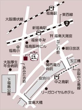 大阪モノラルMAP